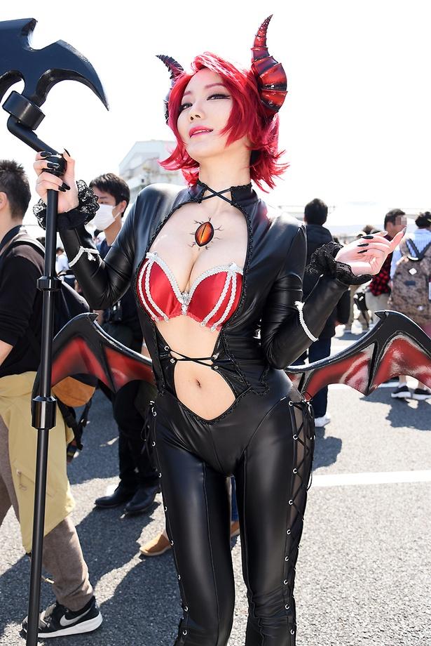 【コスプレ20選】セクシーな胸元から目が離せない!AnimeJapan 2018で見つけた魅惑のゲームヒロインたち