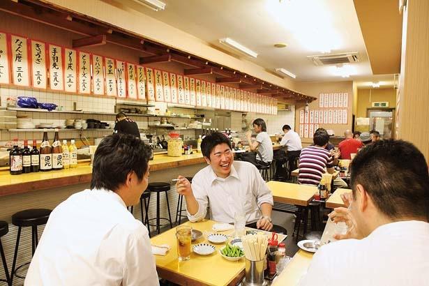アテは200円から、お酒は300円台がデフォ!大衆酒場パラダイス「天満」でふらっと寄りたい安旨酒場4選