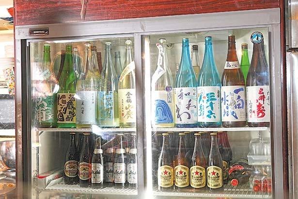 瓶ビールは数種類/大衆酒場 大旦那