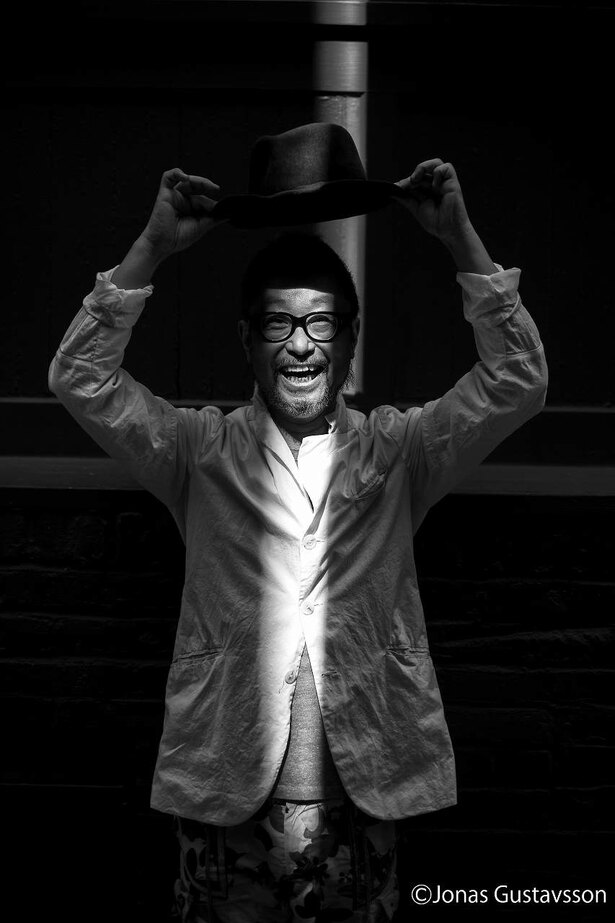 今夏、デトロイトジャズフェスティバルにソロで出演する大江千里