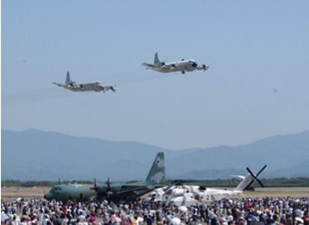 南九州最大級の大迫力の航空ショー エアーメモリアルinかのや2018 / 4月29日(祝)、30日(祝)
