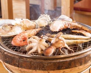 魚を使った総菜が盛りだくさん!