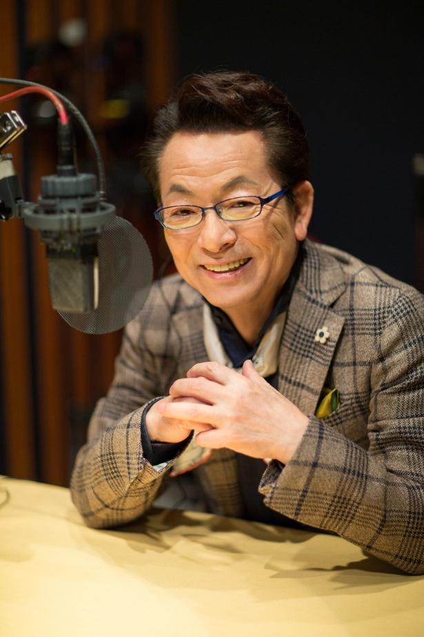 「プーシキン美術館展」のスペシャルサポーターを務める水谷豊