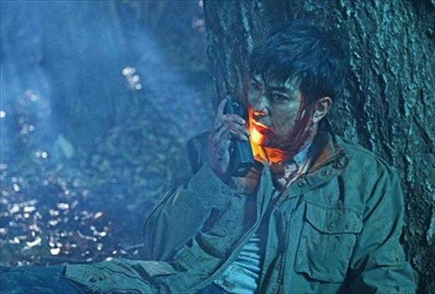 健人(坂口健太郎)が交信していた相手は15年前の刑事・大山(北村一輝)だった