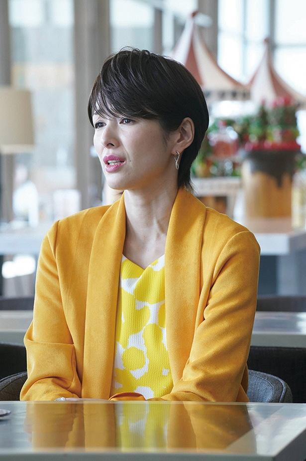 「コンフィデンスマンJP」に出演の吉瀬美智子