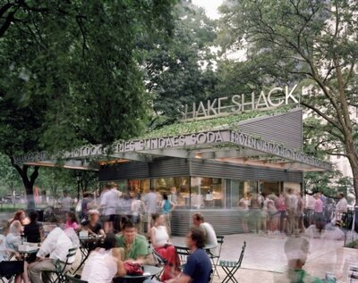 ニューヨークで人気レストランを数多く手掛けている経営者、ダニー・マイヤーさんが自信を持って送り出すシェイク シャック