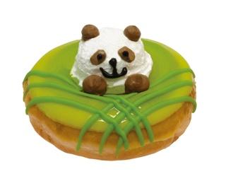 パンダまでひょっこりはんに!?名古屋限定のドーナツがかわいすぎる~!