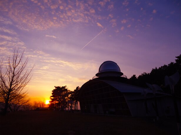 日没前に訪れて、夕景と星空の両方を堪能しよう