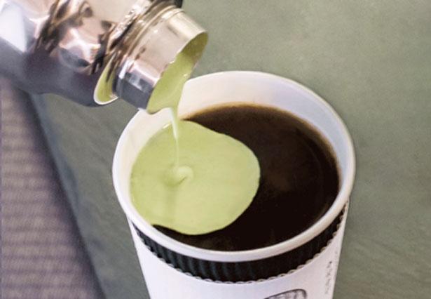 <3>2層の味をじっくり楽しむ/CHASHITSU Japanese Tea & Coffee