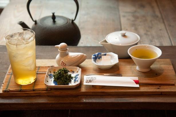 ランチも甘味もカクテルも!どのシーンでも厳選日本茶を楽しむ「結音茶舗」