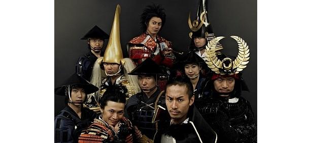 甲冑で踊る!名古屋おもてなし武将隊が大人気