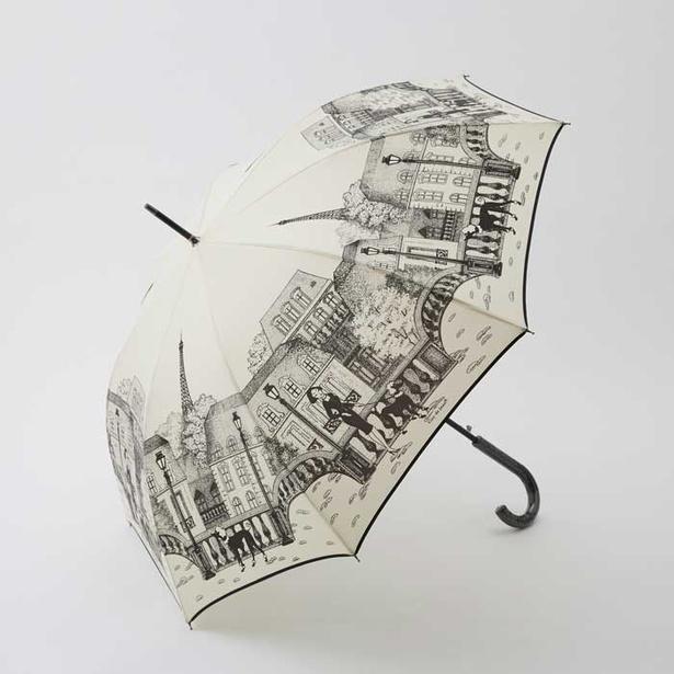 「ギ・ドゥ・ジャン」の婦人長傘12,960円