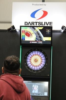 株式会社ダーツライブの最新ダーツマシン「DARTSLIVE3」体験