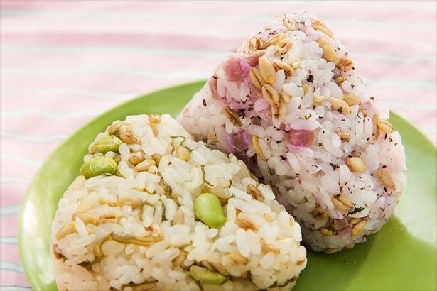 お米と一緒に炊いたり、茹でてサラダやスイーツに混ぜ込んだりと、さまざまな食べ方ができるスーパー大麦「バーリーマックス®」