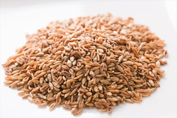 日本の成人の1日の食物繊維摂取の基準量は、男性20g以上、女性18g以上といわれている。スーパー大麦「バーリーマックス®」は白米に比べ約40倍の食物繊維を含んでいる