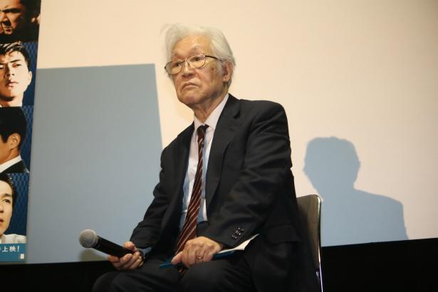 大映映画について興味深い解説をしてくれた佐藤忠男