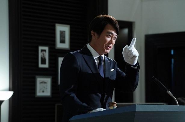 4月23日(月)放送の「コンフィデンスマンJP」に石黒賢が登場