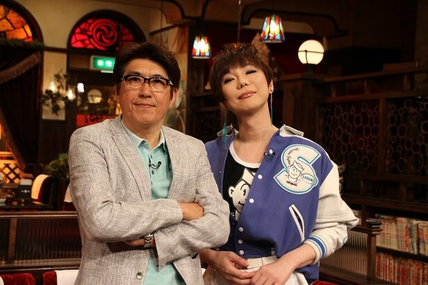 石橋貴明とミッツ・マングローブのトーク番組が始動!