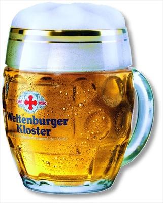ヨコハマ フリューリングス フェストで飲める日本初上陸の貴重なビール「ヴェルテンブルガーウルティプ・ヘル」(1000円)