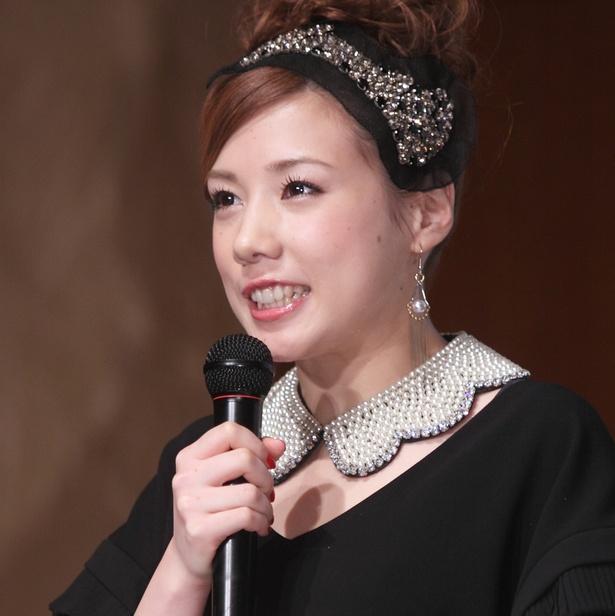 仲里依紗が「しゃべくり007」にゲスト出演