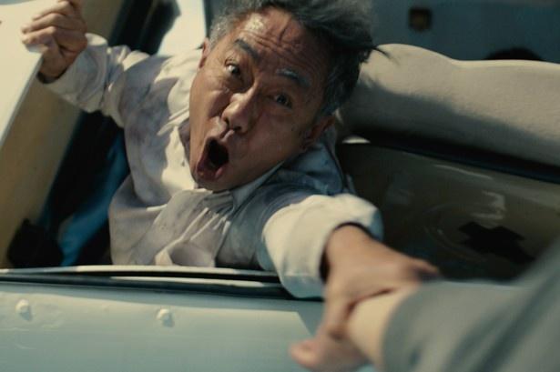 とんねるず・木梨憲武が16年ぶりに映画主演を務めることでも話題