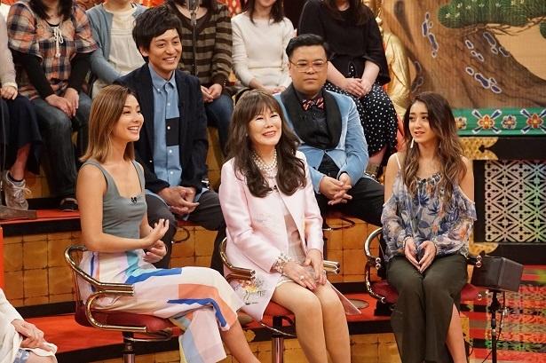 【写真を見る】すみれが衝撃の告白「日本のバラエティー番組に出ていた頃は…」