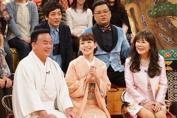 デーブ・スペクターの妻・京子スペクターのセレブな日常生活に独占密着!