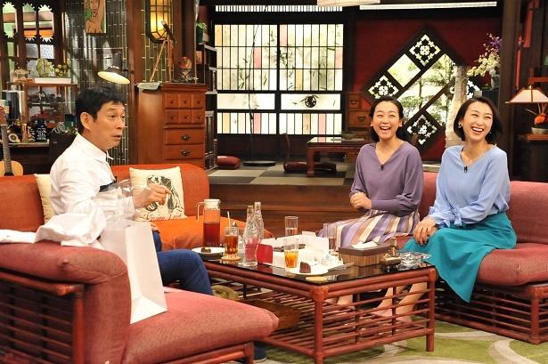4月27日(金)放送の「さんまのまんま春SP」(夜7:57-9:55、フジテレビ系)に出演する浅田舞&真央姉妹
