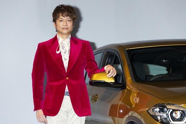 「BMWの姿勢など、共感する部分が多い。今回のお話をいただけて、本当に嬉しい」と香取