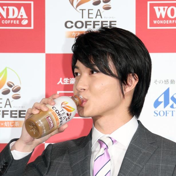 神木隆之介は「お水感覚でごくごく飲めます」と絶賛