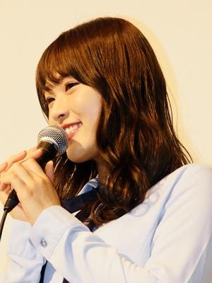 映画「海辺の週刊大衆」で映画初出演の渋谷凪咲さん(NMB48)