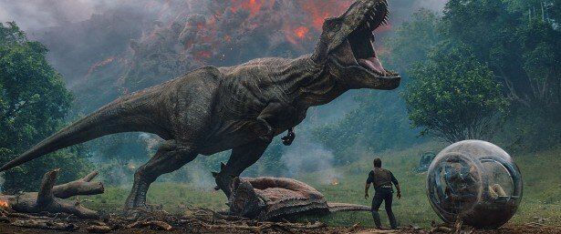 本作にはシリーズ最多の恐竜たちが登場する