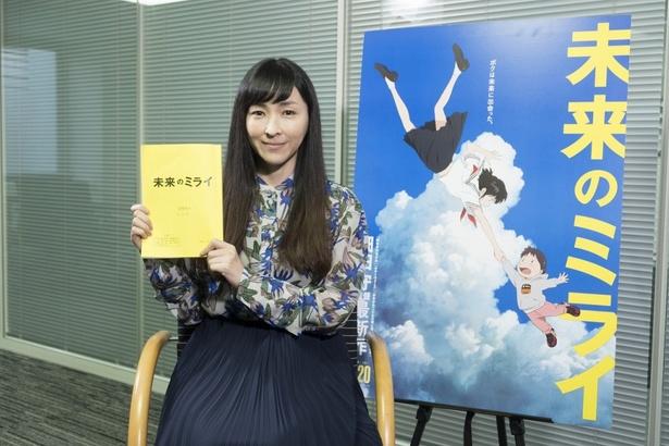 麻生久美子(おかあさん)