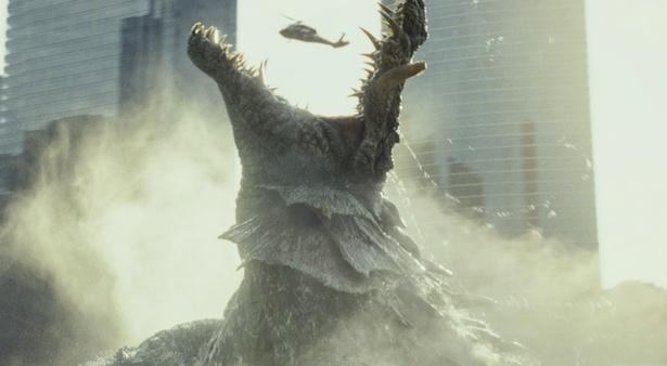 『ランペイジ 巨獣大乱闘』のド迫力の予告編が完成!