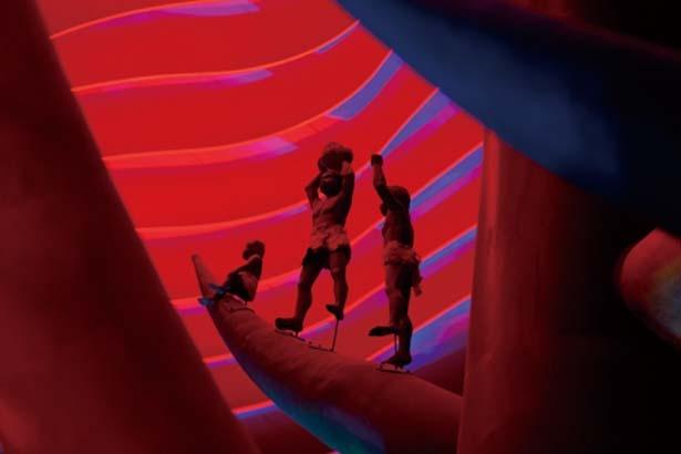 ネアンデルタール人/太陽の塔
