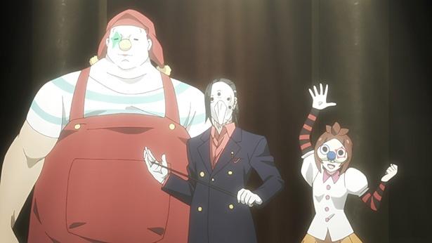 「東京喰種トーキョーグール:re」第4話の先行カットが到着。次回オークションの概要が判明!