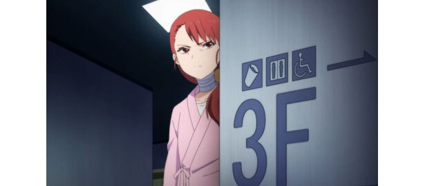 「魔法少女サイト」第3話の先行カットが到着。魔法少女狩りの正体は…