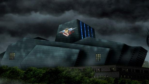「重神機パンドーラ」第4話の先行カットが到着。大型B.R.A.Iがネオ翔龍への侵攻を開始!