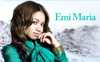 iTunesで注目の新人アーティストとしてフィーチャーされるEMI MARIA
