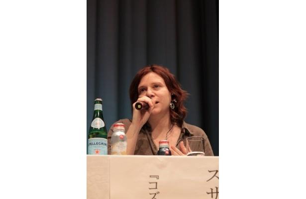 『コズモナウタ−宇宙飛行士』のスザンナ・ニッキャレッリ監督