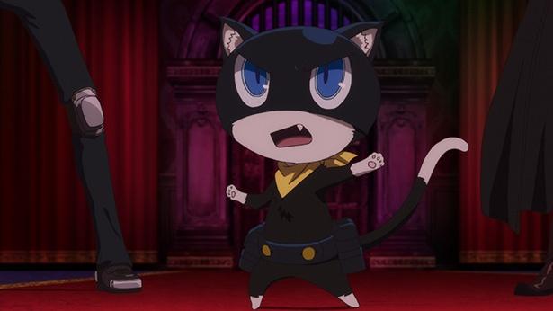 「PERSONA5 the Animation」第3話の先行カットが到着。バレー部で横行する悪しき欲望に…