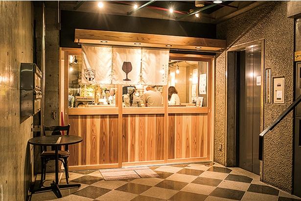 <立ち上がる酒場 NEO MEGUSTA>赤坂駅すぐと好立地。女性ひとりでも気軽に入りやすい、おしゃれでアットホームな雰囲気。