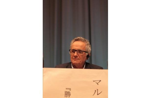 『勝利を』のマルコ・ベロッキオ監督