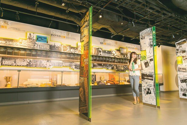 18年注目の格安スポット!甲子園歴史館で甲子園球場の歴史を学ぼう