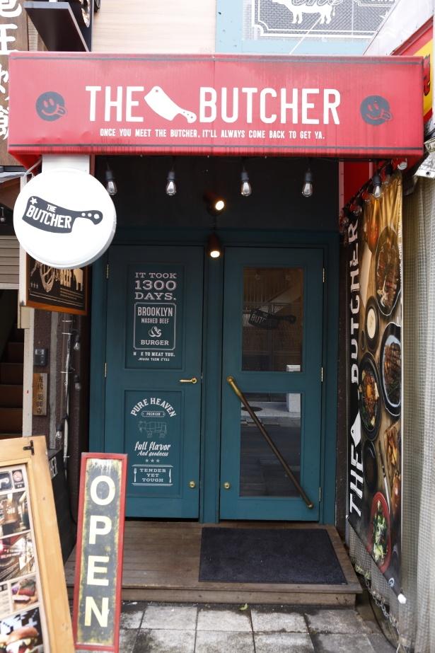 なんばグランド花月のすぐ近く! あの人気店の2号店がハンバーガー×肉料理で大ヒット! 大阪・難波「ザ ブッチャー」