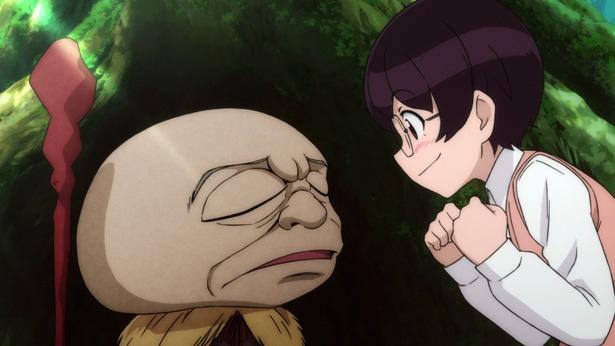「ゲゲゲの鬼太郎」第4話の先行カットが到着。数百年ぶりに人間がゲゲゲの森にやって来て!