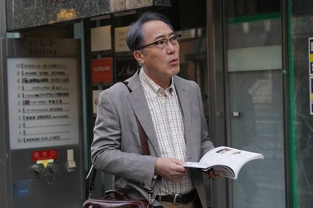 「コンフィデンスマンJP」第4話には佐野史郎が登場