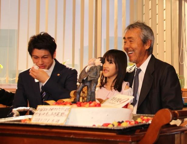 山田裕貴は「プレッシャーを感じていたけど、お2人が支えてくださって…」と日頃の思いを明かす