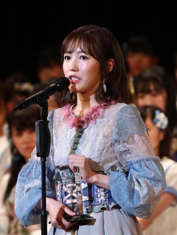 渡辺麻友、生駒里奈の卒コンでの「心のプラカード」歌唱に感謝