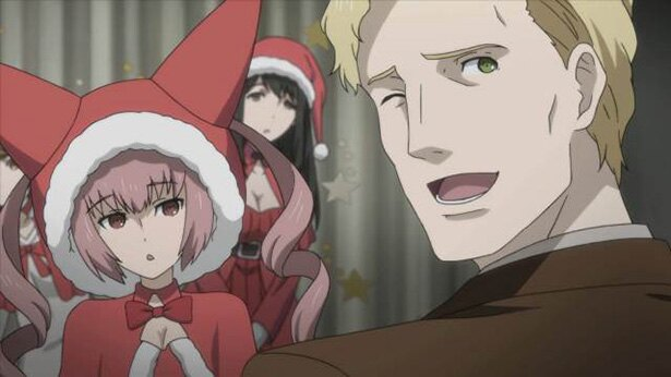 「シュタインズ・ゲート ゼロ」第3話の先行カットが到着。まゆりの発案でクリスマスパーティ!